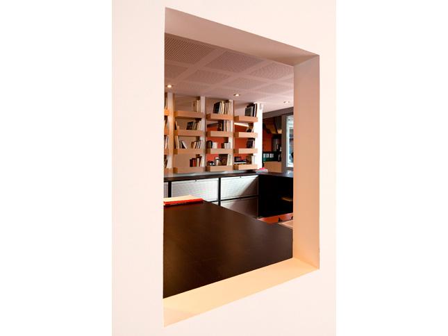 Agence Max Romanet Architectes - Atelier détail