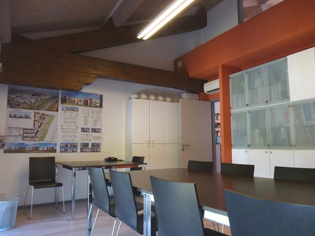 Agence Max Romanet Architectes - Salle de réunion