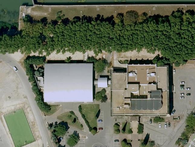 Hall Chabaud du Palais des Congrès d'Arles