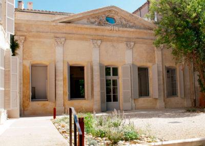Locaux associatifs Chartrouse Arles