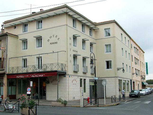 Hôtel Acacias Arles