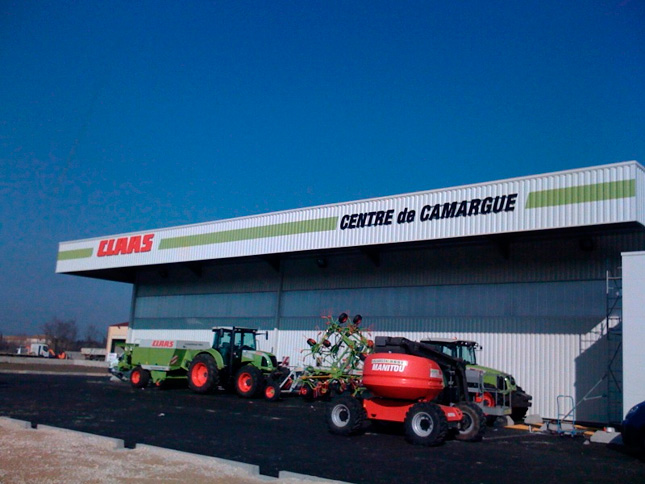 Agence CLAAS Fourques