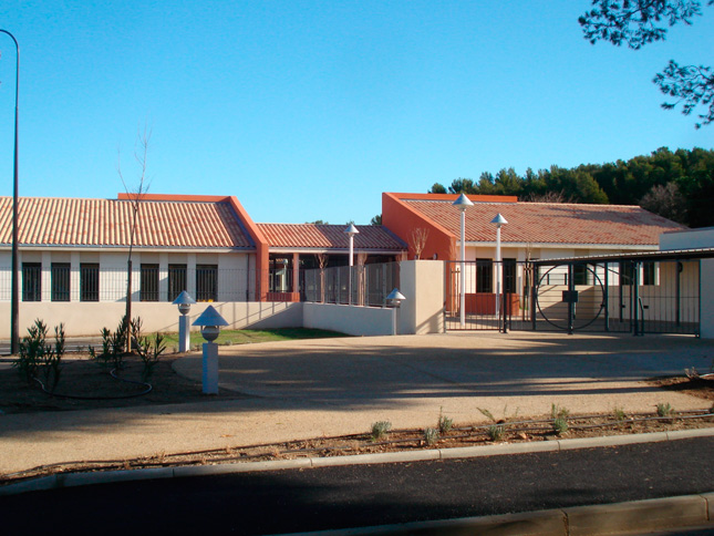 Ecole élémentaire de Fontvieille